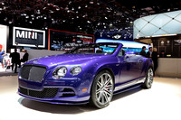 2015 Rolls Royce Continental GT Speed Convertible