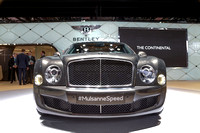 2015 Rolls Royce Mulsanne Speed