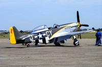 North American P-51D-25-NT Mustang