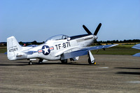 North American TP-51D-25-NA Mustang