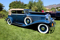 1932 Chrysler CH Imperial Convertible Sedan