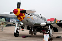 North American P-51D-25-NT Mustanf, 45-11633, N151MW