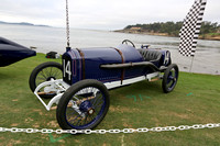 1913 Peugeot 3 Litre Labourdette Coupe de L'Auto Race Car