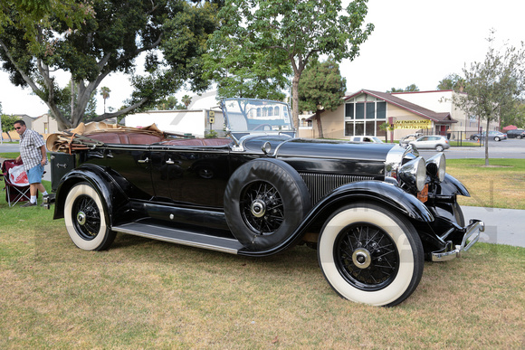 1930 Lincoln L-Type Convertible