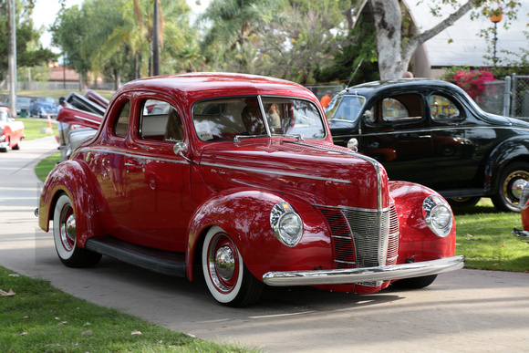 1940 2-door Coupe