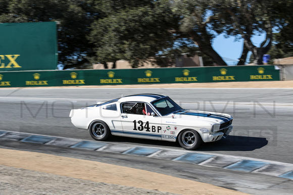 1965 Shelby G.T. 350, Chassis No. SFM 5S134