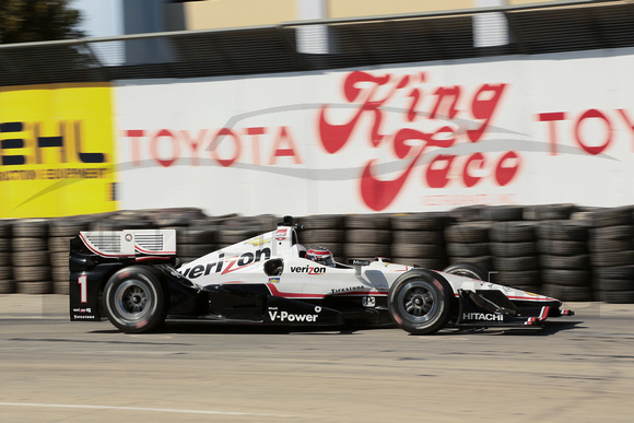 No 1 Dallara-Chevrolet DW12 - Will Power
